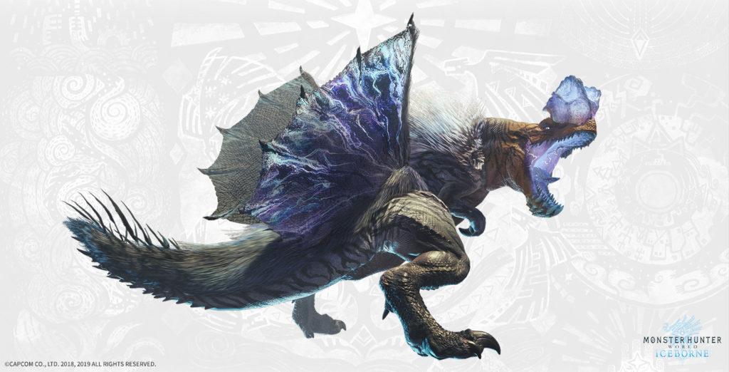 雷顎竜アンジャナフ亜種