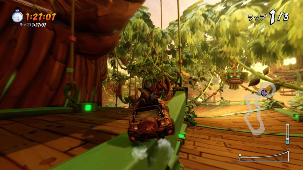 ジャングル・ブギのショートカット