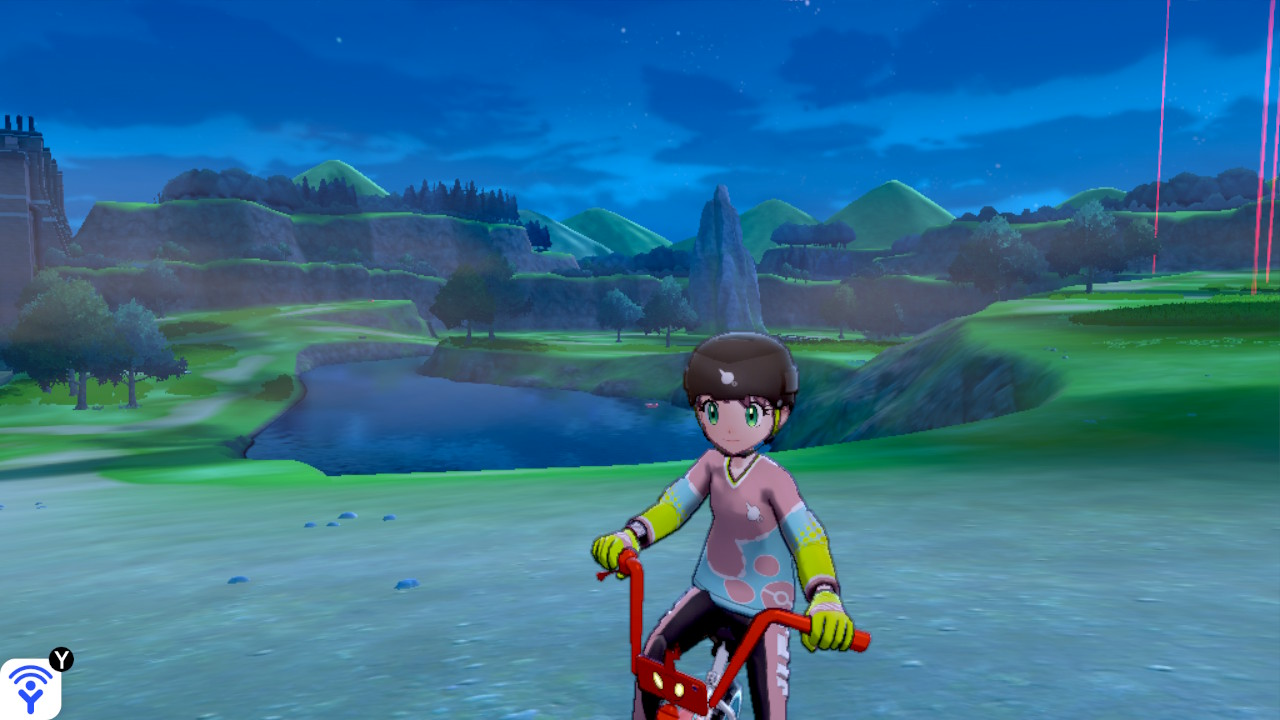 フェアリーいろのサイクリングスーツ