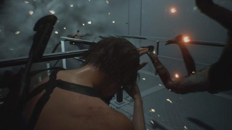 手榴弾で倒されるペイルヘッド
