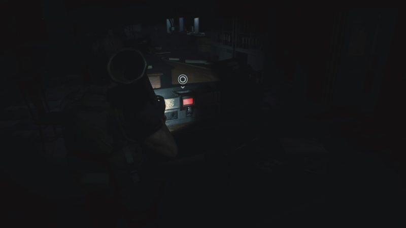 警察署のアタッシュケース