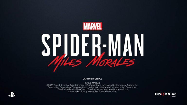 スパイダーマンのゲームのタイトルロゴ